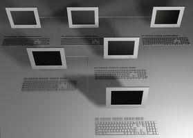 Der Einsatz von Computern in Banking & Versicherung