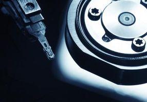 Wie man eine Festplatte Unpartition