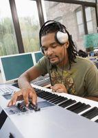 Gewusst wie: Schreiben mit einem MIDI-Editor für einen Synthesizer