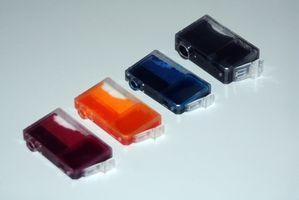 Wie man eine Epson Tinte nachfüllen