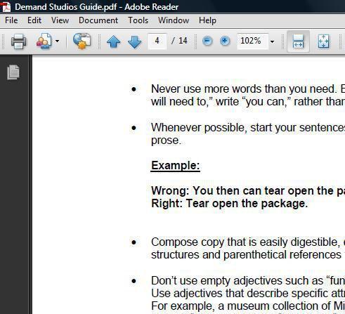 microsoft works to pdf