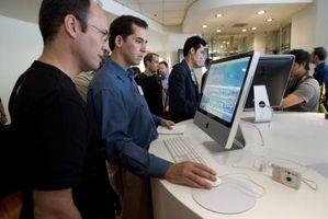 Wie man ein neues Konto auf einem Mac mit dem Terminal