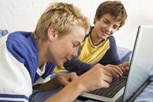 So richten Sie ein Heimnetzwerk mit Desktops und Laptops