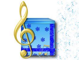 Hinzufügen von Musik, um stationär in Outlook Express E-Mail