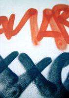 Graffiti mit MS Paint zeichnen