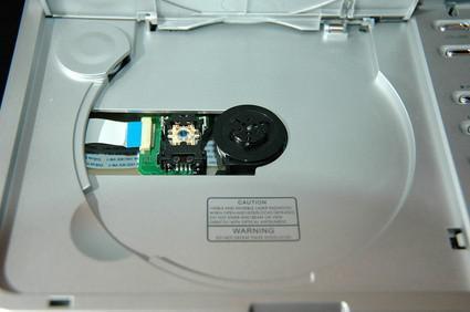 Was ist der Unterschied zwischen optischen Disks & CDs?