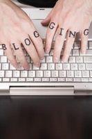 Wie man einen dreispaltigen Artikel in einem Blogger-Beitrag