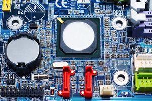 How to Kill CMOS auf einem Toshiba-Laptop