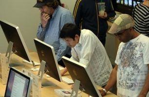 Wie installiere ich einen Belkin USB 4-Port auf einem iMac