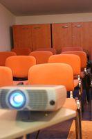 Ein Toshiba Laptop einen InFocus-Projektor herstellen