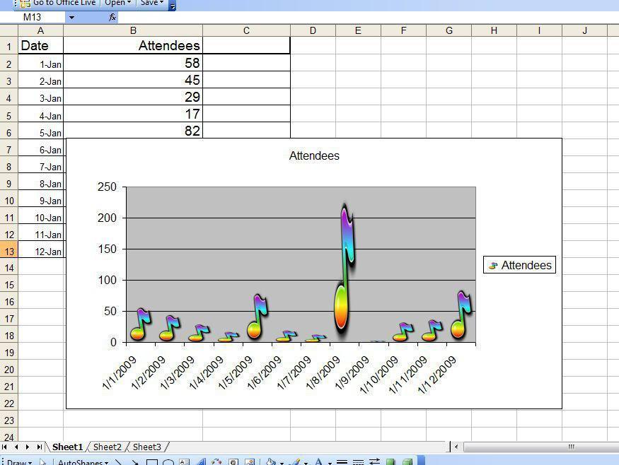 Spaß-Excel-Tipps - Amdtown.com