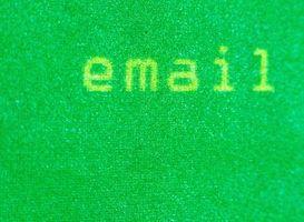 Wie ein Email-Auszieher verwendet