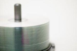 Wie Sie die CD-Schublade auf einen Epson RX595