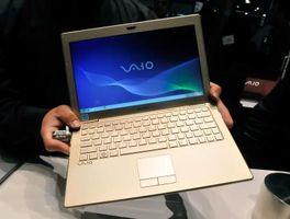 Das BIOS-Kennwort auf einem Sony-Laptop wiederherstellen