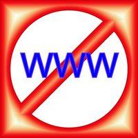 Wie der Block eine bestimmte Webadresse