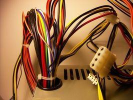 Wie man eine Dummy-Load Computer Power Versorgungsspannungen prüfen