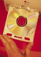 Ein CD/DVD-Laufwerk zurücksetzen