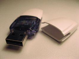 Gewusst wie: ein Sprung Lexar USB-Laufwerk verwenden