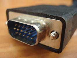 Den Monitor ein HP Presario herstellen