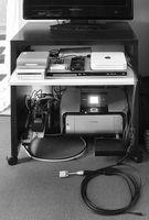 Teileliste für Tintenstrahldrucker Epson C60