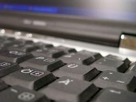 So ersetzen Sie die Tastatur auf einem Toshiba Satellite A135