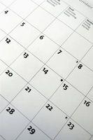 Wie einen Blog Post haben einen Kalender für das Datum in WordPress