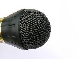 Wo ist das Mikrofon in meinen G5 Power Mac?