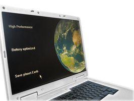 Zum Übertakten der CPU auf einem Laptop