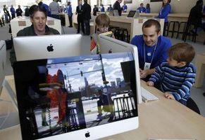Der Unterschied zwischen der iMac Dual-Core & Quad Core