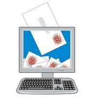 Wie kann ich die Block-Mail-Adressen mit Internet Explorer mithilfe von Windows XP?