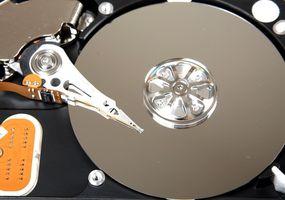Gewusst wie: Aktualisieren Sie die Festplatte für ein Sony VAIO VGN-S46GP