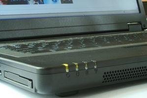 Hinzufügen auf einem Laptop-Lautsprecher