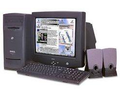 Entfernen Sie die Festplatte aus einem Dell Dimension 2100