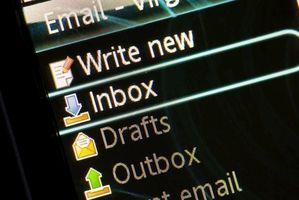 Wie der Block eine E-Mail in Thunderbird