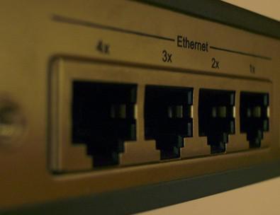 Wie man einen DSL-Router zu einem anderen Computer herstellen