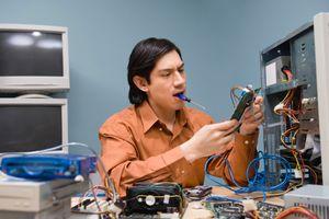 Entfernen von System-Reparatur-Tools