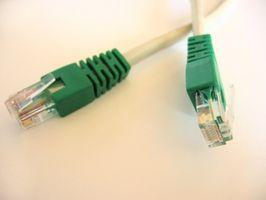 Wie ein Cat 5-Kabel mit einem Stecker verbinden - Amdtown.com