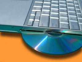 Wie installiere ich Mac von einem externen USB CD-ROM