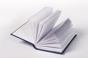 Wie man ein Buch über Microsoft Publisher drucken