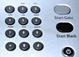 So ändern Sie die Anzahl der Ring auf Brother MFC-4800 Fax