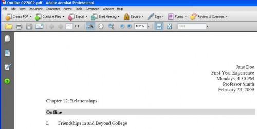 Gewusst wie: Entfernen von Seiten aus einer PDF-Datei