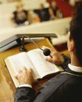Wie Sie Ihre Predigten auf Ihrer Kirche-Website einbinden