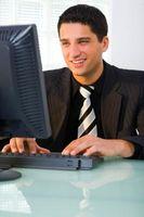 Wie Sie ein Makro verwenden, um eine Excel-Kalkulationstabelle speichern