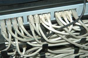 Arten von Netzwerk-Switches oder Hubs
