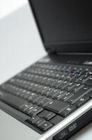 Sichern von einem HP-Laptop