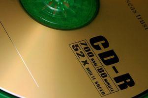 So brennen Sie ein ISO-Image auf eine CD in Windows XP