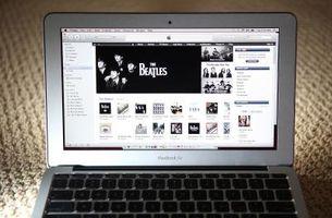 Wie man Kunstwerke aus iTunes