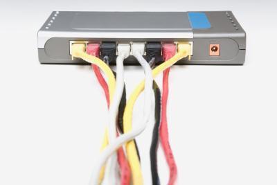 Wie die Verbindung eines Wireless & One verkabelte ...