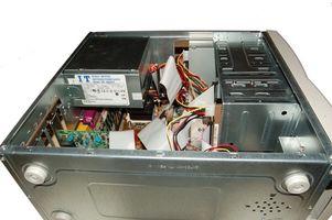 Wie zerlegen Sie ein HP m9150f?