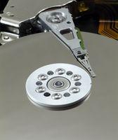 Die Größe einer Festplatte ermitteln